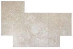 Marble floor tile Royalty Free Stock Images