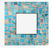 Marble frame Royalty Free Stock Photo
