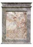 Marble frame. Plate for a background Royalty Free Stock Images