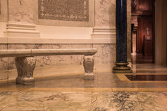 Marble Gallery Stock Photos