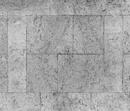 Marble or granite floor slabs for outside pavement flooring. Stock Photos