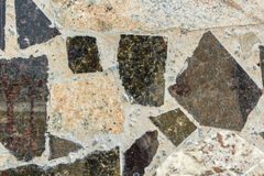 Marble and Granite Pieces Stock Images