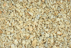Marble gravel Stock Photo