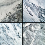 Marble grey wall texture Stock Photos
