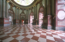 Marble hall Royalty Free Stock Images