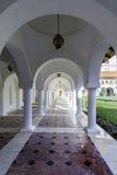 Marble Hallway (Sambata De Sus Resort) Stock Photography