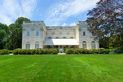 The Marble House - Newport, Rhode Island Stock Photography