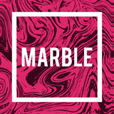 Marble or ink liquid texture. Royalty Free Stock Images