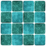Marble mosaic. High-quality marble mosaic pattern background stock photography