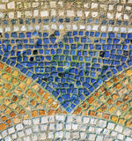 Marble mosaic Stock Photography