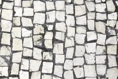 Marble mosaic background Stock Photography