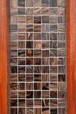 Marble mosaic tiles Stock Photo