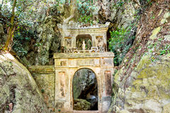 Marble Mountains, Danang Vietnam May 2016 Stock Images