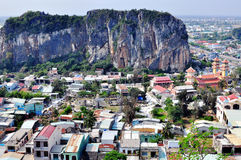 Marble mountains, Vietnam Stock Photography