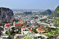 Marble mountains, Vietnam Royalty Free Stock Photos