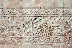 Marble ornament Stock Photography