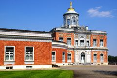 The Marble palace. in Potsdam, Germany. Royalty Free Stock Photos