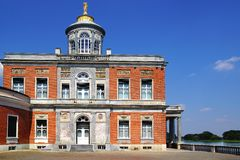 The Marble palace. in Potsdam, Germany. Royalty Free Stock Photography
