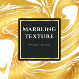 Marble PatteMarbling Texture card Arn-04 Stock Image