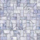 Marble pavers or tiles Stock Images