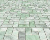 Marble pavers or tiles Royalty Free Stock Photos