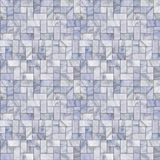 Marble pavers or tiles Stock Photography