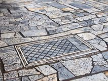 Marble Paving Stones Royalty Free Stock Image