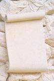 Marble pell. Handmade marble pell like an old dokument royalty free stock images