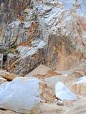 Carrara, Italy Royalty Free Stock Photography