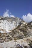 Marble quarry Stock Photo