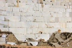 Marble quarry near Caravaca de la Cruz, Spain Stock Photos