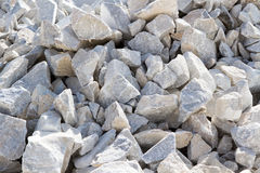 Marble quarry, stone texture, Stone Quarrying Stock Photography