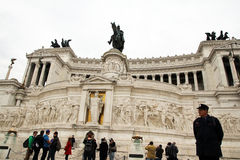 Marble rome Stock Photography