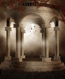 Marble rotunda Royalty Free Stock Images