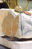 Marble saw Stock Photography