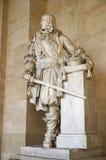 Marble sculpture. In Chateau de Versailles Stock Photos