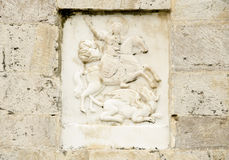 Marble sculpture Royalty Free Stock Photography