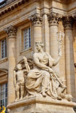 Marble sculpture at Versailles palace 4 Royalty Free Stock Photo