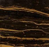 Marble Slab Stone Italy Portoro Royalty Free Stock Image
