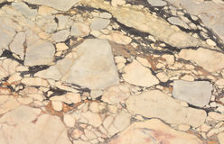 Marble slab from a wall as background Royalty Free Stock Images