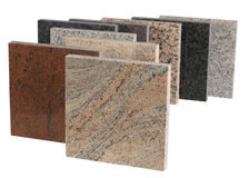 Marble slabs Royalty Free Stock Photography