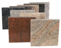 Marble slabs Stock Photos