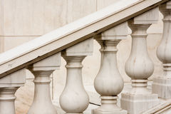 Marble Stair Detail Royalty Free Stock Photography