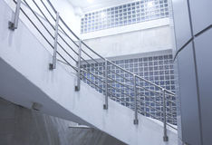 Marble staircase Royalty Free Stock Image