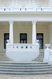 Marble staircase and balcony Stock Photography