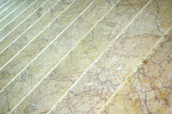 Marble staircase. Pattern and texture of the marble staircase Stock Images