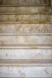Marble staircase in the stairwell Royalty Free Stock Photos