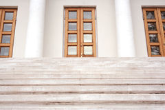 Marble stairs 2 Royalty Free Stock Image