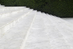 Marble stairs Stock Image