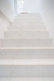 Marble Stairs Of Home Interior Perspective Royalty Free Stock Photos